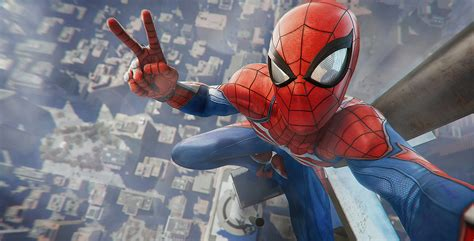 Sony Reveals Spiderman Ps4 Release Date, Gameplay Details