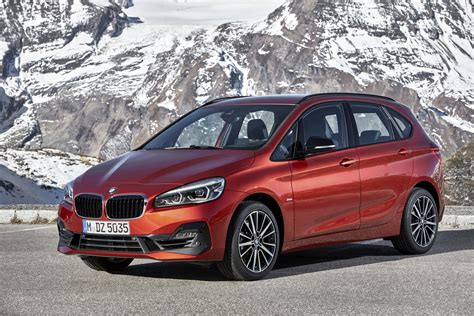 2 Series Facelift by Bmw Serie 2 Active Gran Tourer Facelift 2018