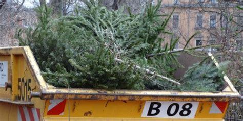 weihnachtsbaum entsorgen weihnachten 2017