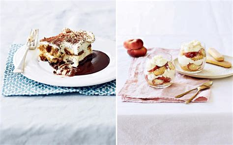 The first time i ever heard of tiramisu was in the movie sleepless in seattle. Give classic coffee tiramisu a fruity twist with peaches and white chocolate