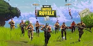 Fortnite Battle Royale Cerrar Epic Games Y Una Supuesta