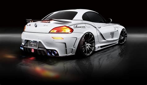 heres  japanese tuning   bmw   rowen