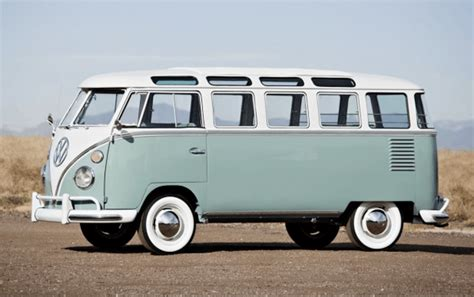 How The Volkswagen Kombi Became A Family Heirloom
