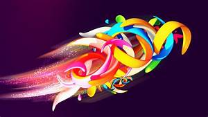 Colorful Shapes Abstract hd Wallpaper | High Quality ...