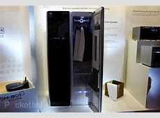 Hang up worn outfits in LG Styler to keep them fresh and