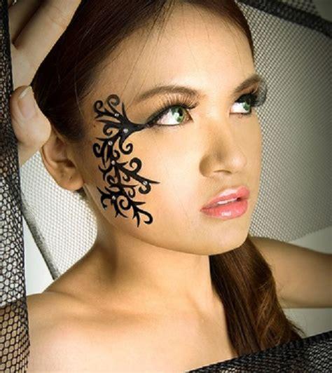Tatouage Tribal Visage  Tattoo Boutique