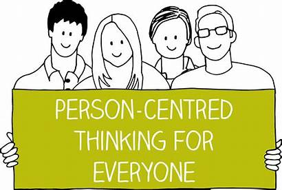 Centred Person Thinking Everyone Learning Basket
