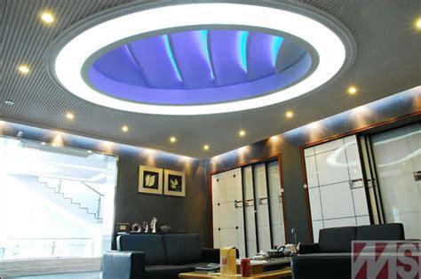 grg decorative acoustic sound reflective ceiling panel