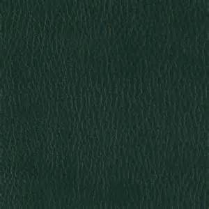 Flannel Backed Faux Leather Deluxe Dark Green - Discount