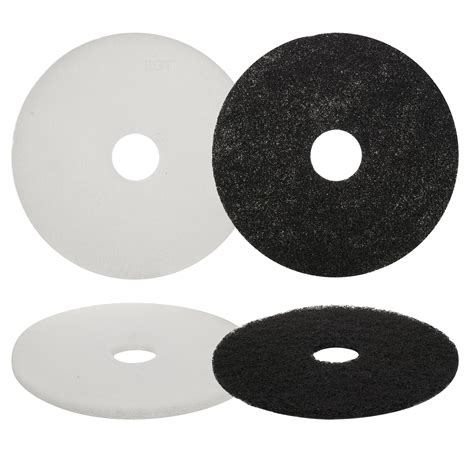 floor cleaning pads buffer polishing pads tiles clean dry
