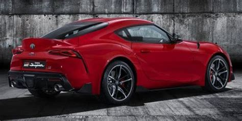 Images Of 2020 Toyota Supra by 2020 Supra Leaked In By Toyota Germany Driving