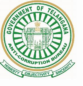 Anti-Corruption Bureau Logo for the State of Telangana