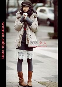 Simply Oriental: Korean Street Style Fashion
