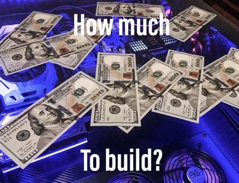 cost  build  desk pc