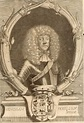 John George II, elector of Saxony 1613-1680   Antique Portrait