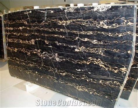 Nero Portoro Marble, China Portoro Marble Slabs