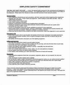 safety contract templates science safety contract for With contract for safety template