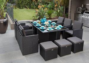excalibur outdoor living 39seaside39 13 piece cube setting With excalibur outdoor furniture covers