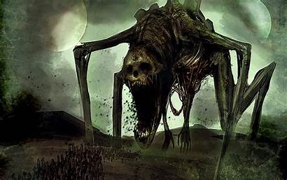 Scary Creepy Horror Dark Spooky Evil Wallpapers