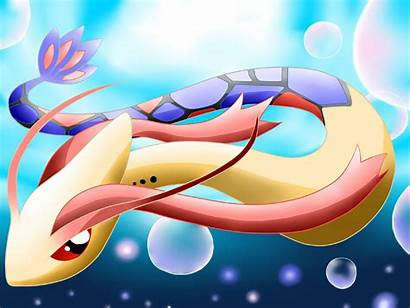 Milotic Wallpapers Pokemon Deviantart Fan Dragonair Background