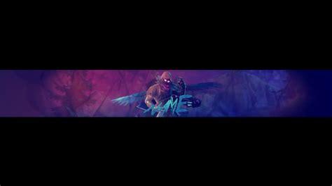 Make You High Quality Fortnite Youtube Banner By Zade01