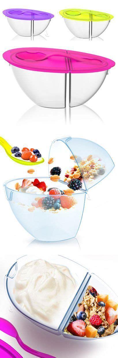 combiné cuisine flip 39 n 39 pour container for yogurt cereal etc