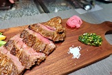 台北中山 1田 麗芳老樓 伊比利豬意外的不錯 刷菜單 - 這裡沒有美食
