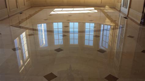 Polished Marble Kitchen Floor  Verona Stone, Toronto On