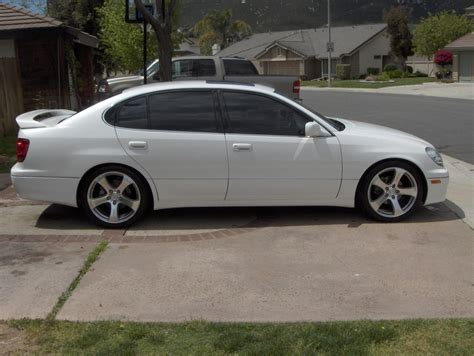 Lexus Gs 430 by 2003 Lexus Gs 430 Information And Photos Zombiedrive