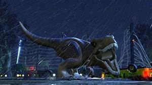 Lego Jurassic World might get me to play a Lego game again ...