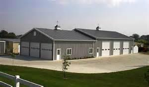 Pole Barn Buildings Commercial