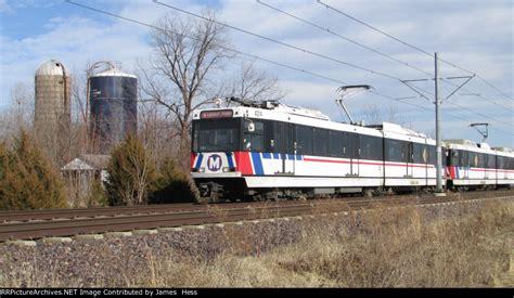 st louis light rail st louis metrolink light rail passes a farm 6