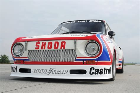 1975-81 Skoda 130 R-s Type-735 Race Racing Rally Cup