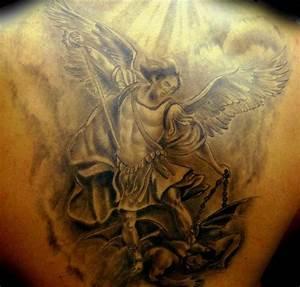 44 best Archangel Gabriel Tattoos images on Pinterest ...