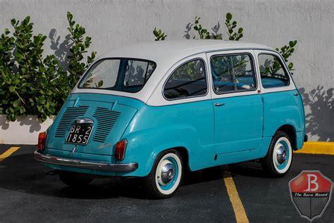 Fiat 600 Multipla For Sale by 1962 Fiat 600 Multipla For Sale 26873 Mcg