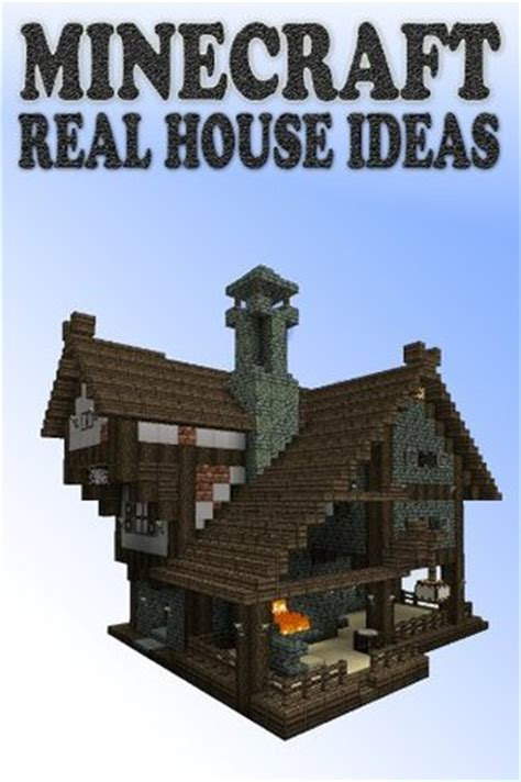 minecraft real house ideasmaterial interior structures  step  step blueprints  lee green