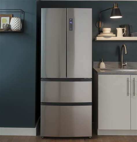 HRF15N3AGS  15 Cu. Ft. French Door Refrigerator   Haier
