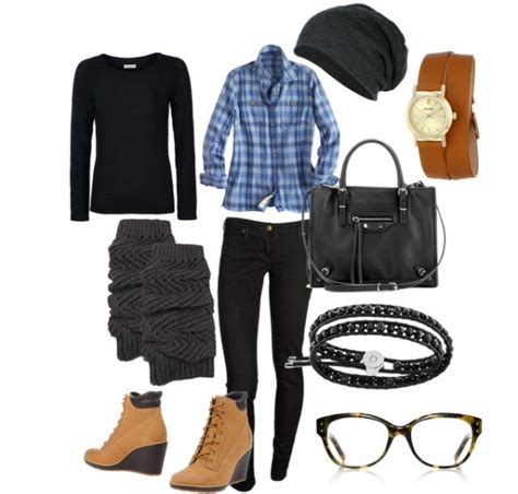 Tomboy Style For Women u2013 Polyvore Clothing Combinations | WardrobeLooks.com
