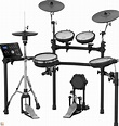 Roland TD-25KS V-Drum Kit With MDS-9V Drum Stand - Long ...