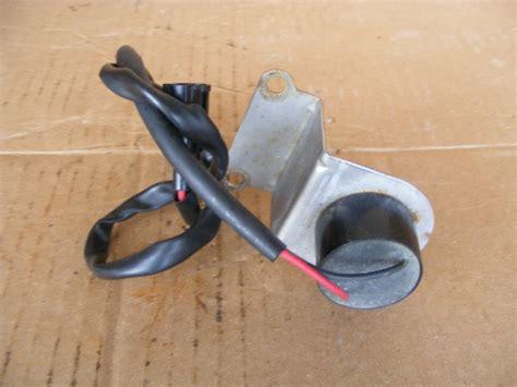 Mercury Outboard Motor Alarms by Mercury Horn Alarm Buzzer Marine 250 Hp Outboard Ebay