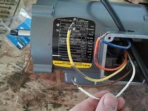 Wiring Up Baldor Motor   Pic