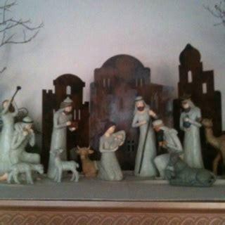 my nativity set nativity art pinterest