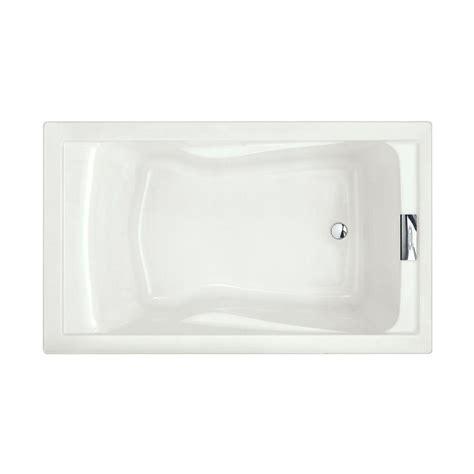American Standard Soaking Tubs by American Standard Evolution 5 Ft Reversible Drain