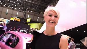 Salon Auto Genève : les plus belles hotesses du salon de l 39 auto de gen ve 2014 youtube ~ Maxctalentgroup.com Avis de Voitures
