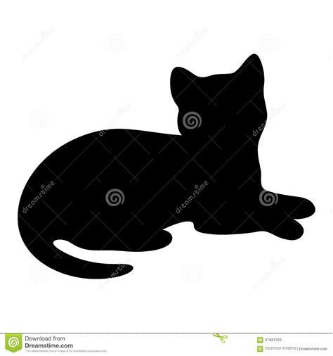 draw  dead cat lying