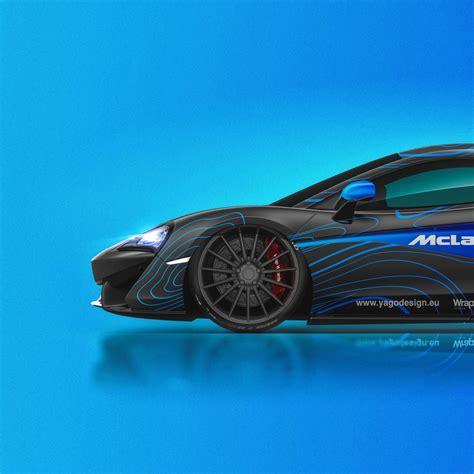 McLaren-570S - Yagodesign in 2021 | Mclaren 570s, Mclaren, Car wrap