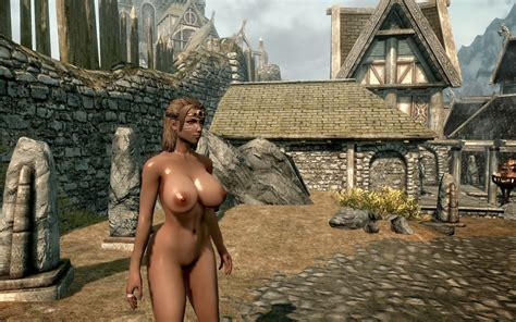 Body Mods Which One And How Do They Work Skyrim