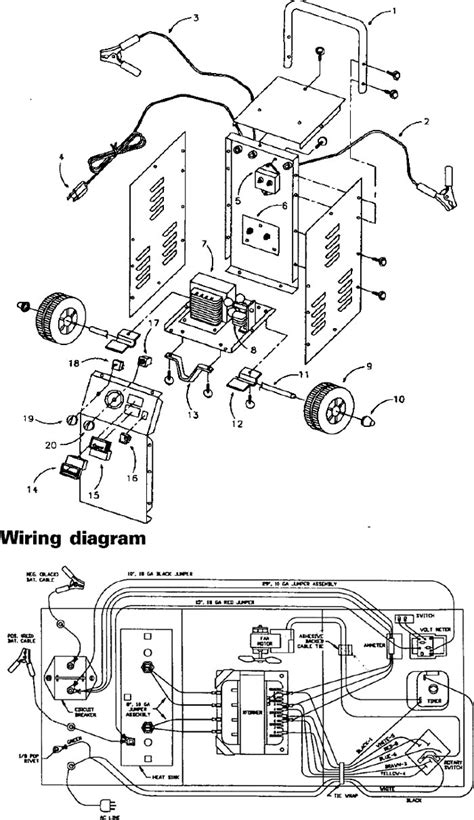 Lincoln Part Diagram by Lincoln Ac Dc 225 125 Welder Wiring Diagram Lincoln Arc