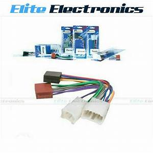 Iso Wiring Harness Plug Loom Car For Toyota Kluger Aurion