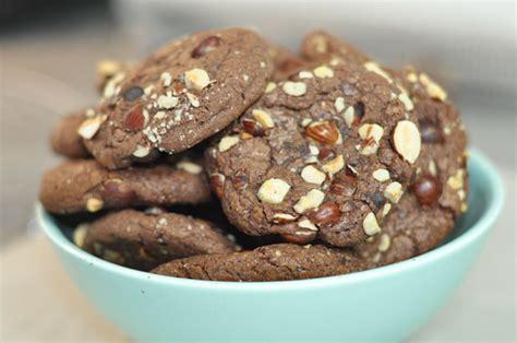 cookies hervé cuisine cookies de noël au nutella hervecuisine com
